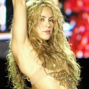 One of Shakira's exes shocks with a video of her from 20 years ago