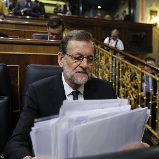 Mariano Rajoy: first Spanish Prime Minister to declare as a witness in a corruption case
