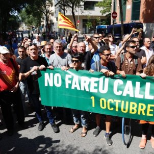 Spanish right calling for Catalan CUP party to be banned