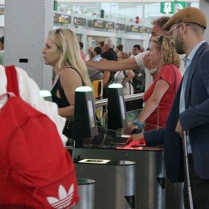 The Civil Guard could take control of security at El Prat airport