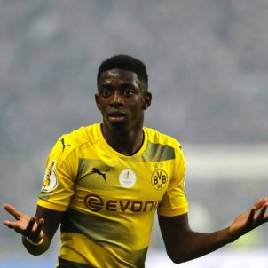 Dembélé doesn't show up for training, Dortmund fine him