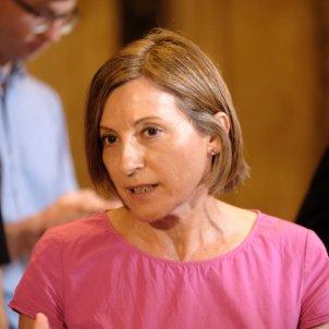 "Catalan Parliament's Speaker to 'Frankfurter Allgemeine':  ""Europe can no longer look away"""