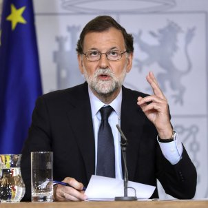 Rajoy tries to defend Spain's reaction following the Catalonia attacks