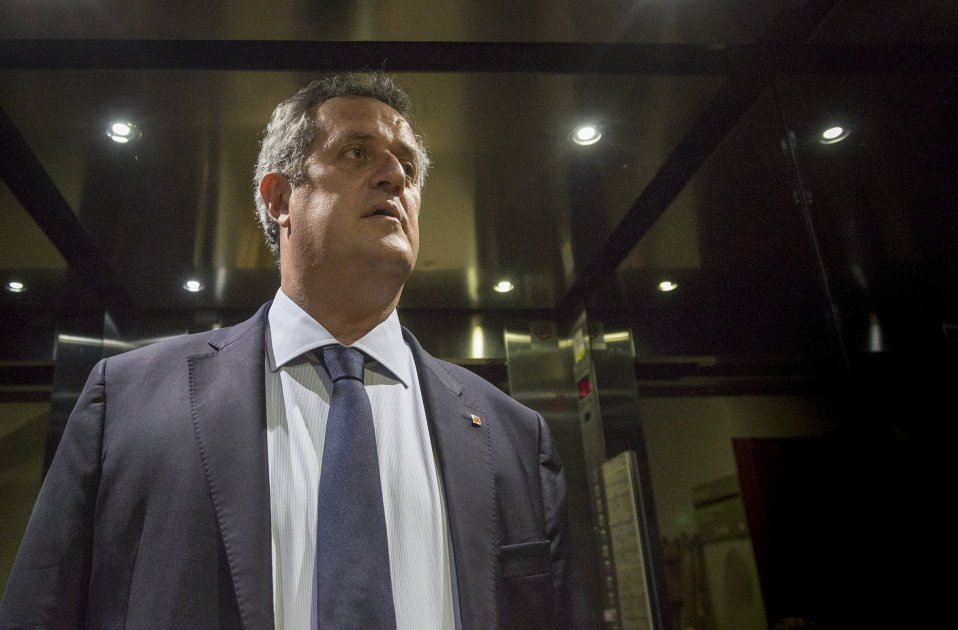 Catalan minister Forn, from prison, on the handling of last year's attacks