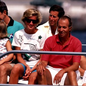 Princess Diana's tense holidays with Spain's Juan Carlos I and Queen Sofia
