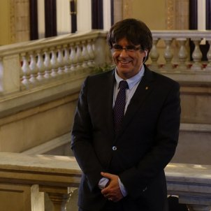 """""""They won't suspend democracy"""", Catalan president Puigdemont to Constitutional Court"""