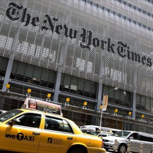 The amazement of a 'The New York Times' correspondent