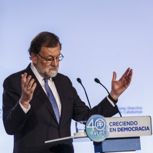 Spanish PM Rajoy boasts of confiscating 100,000 posters for the referendum campaign
