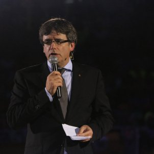 Catalan president Puigdemont convenes Security Board to take over referendum police operation
