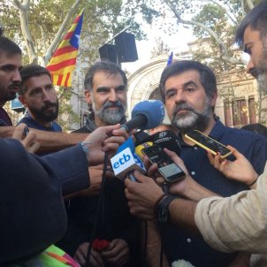 End the pause on independence, says key Catalan group ANC