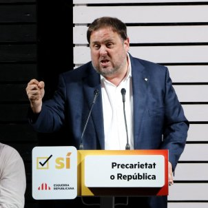 """Junqueras to the judge: """"Defending and promoting independence is fully legal"""""""