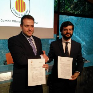Catalonia asks to join International Olympic Committee if it becomes independent
