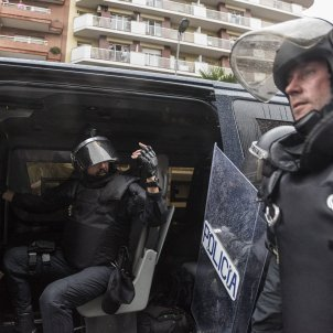 Five further Spanish police officers cited under investigation for actions during Catalan referendum