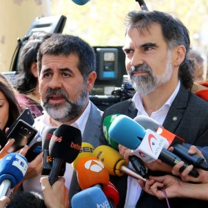 Amnesty International calls for release of Sànchez and Cuixart