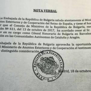 Bulgaria drops Stoichkov as consul over controversy with Spanish deputy PM
