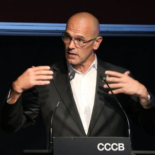 """Catalan minister Romeva to the BBC: Officials """"won't follow orders from Madrid"""""""