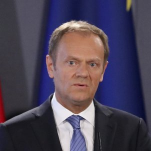 Donald Tusk hopes Spain doesn't use force against Catalonia