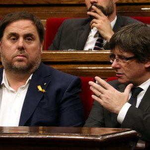 Judge suspends Puigdemont, other Catalan politicians from any public office