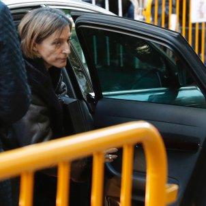 Catalan Parliament's speaker, released