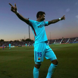 Barça learns to sell