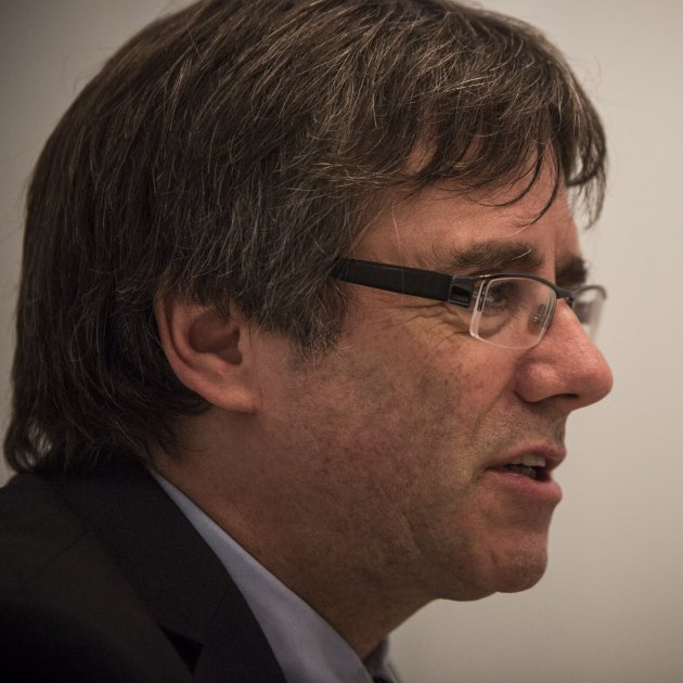 """Puigdemont: """"The Spanish king of 3rd October is not welcome in Catalonia"""""""