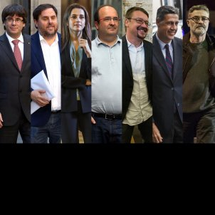 ERC resists polling surge from Puigdemont, who is challenging Cs for second place