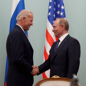 "Former US vice-president Joe Biden accuses Russia of ""meddling"" in Catalan referendum"