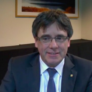 Puigdemont calls on EU member states to ensure Catalan election result is respected