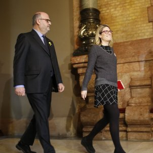 JuntsxCat registers proposal to change rules to be able to invest Puigdemont