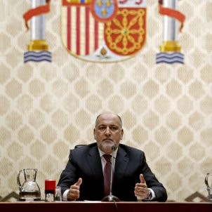 Spain's former top judge fails the language exam for new European role