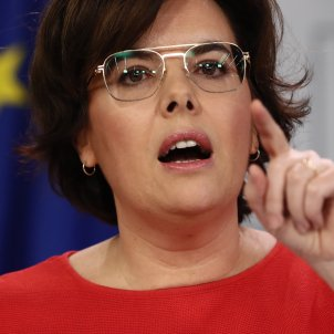 """Spain warns Puigdemont: """"He won't live off the treasury"""""""