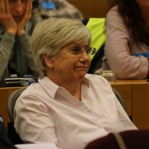 Exiled Catalan minister leaves Belgium, returns to Scottish academic post