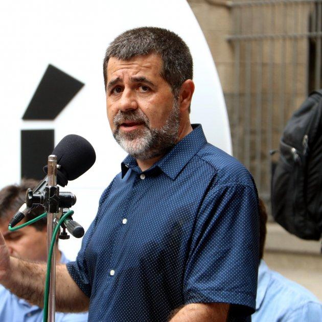 Jordi Sànchez denounces his punishment for a message during the election