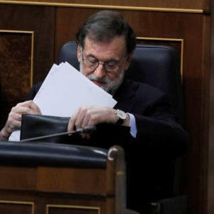 "Rajoy demands the Catalan Parliament invest a ""normal"" president"