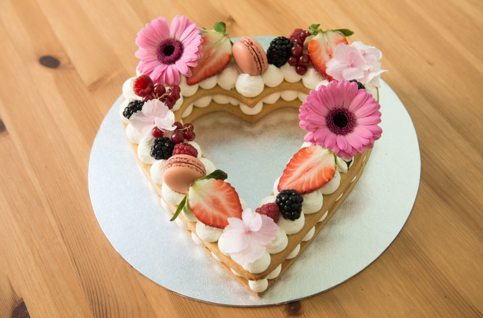 A sweet heart for your sweetheart