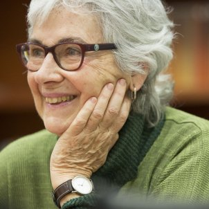 The independence movement remembers Muriel Casals two years after she died