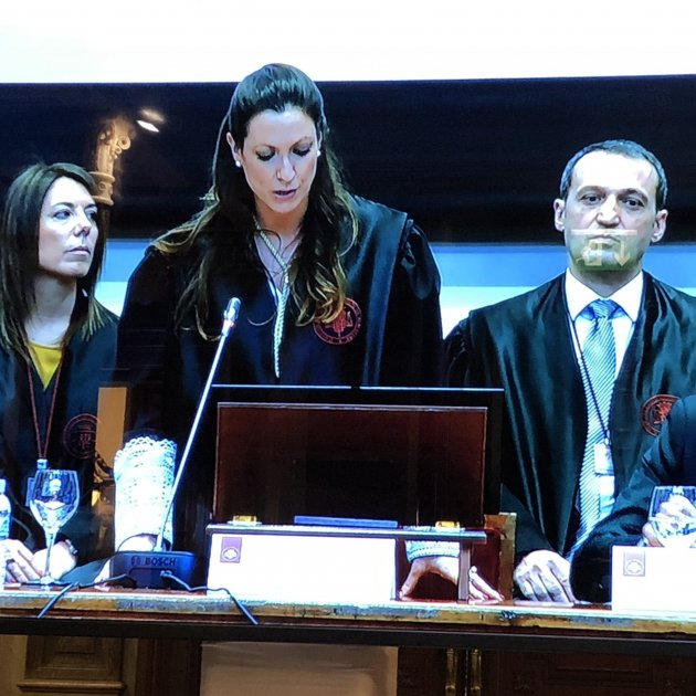 High tension over political prisoners between Catalan Parliament speaker, Spanish justice minister