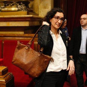 Catalan deputy Marta Rovira goes into exile