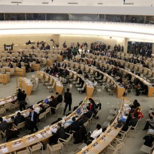 Spanish justice denounced to UN Human Rights Council by relatives of Catalan prisoners, exiles