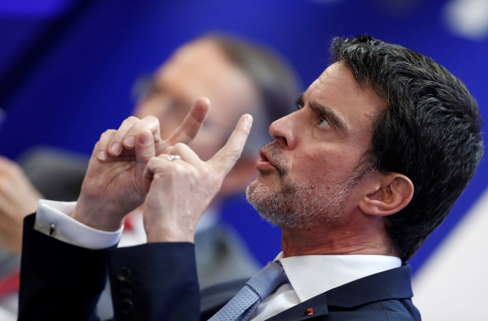 Former French PM Manuel Valls considering standing for mayor of Barcelona