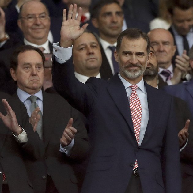 Felipe VI, a defeated king (0 to 5)