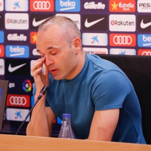 "Iniesta's emotional farewell: ""Barça and I have given each other everything"""