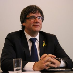 """Puigdemont: """"In Berlin, they're asking why on earth Spain doesn't start negotiating"""""""