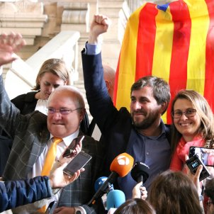 Blow from Belgian court refusing to extradite Catalan ministers