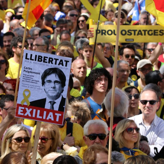 """Puigdemont's lawyer: """"I see Puigdemont in Belgium"""""""