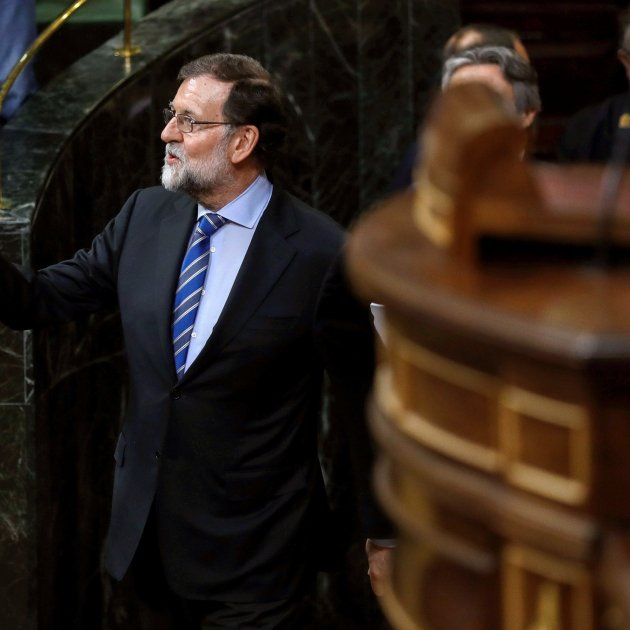 Rajoy saves the legislature as Basque Nationalists vote 'yes' to his 2018 budget