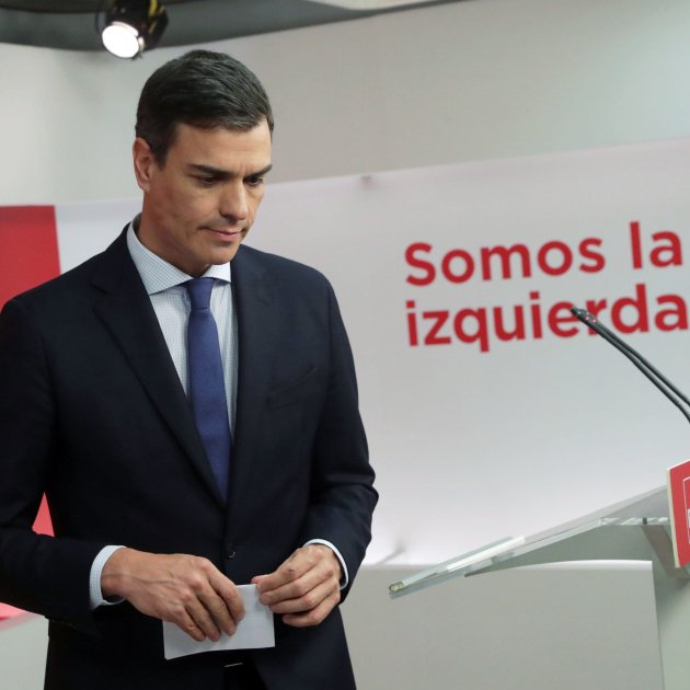 Sánchez to call elections if motion of no-confidence successful, but doesn't say when