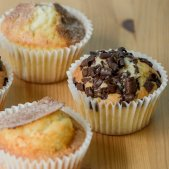 The recipe for a good old muffin