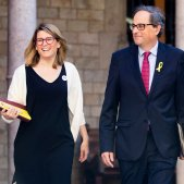 Torra considers shunning king in Tarragona over post-referendum speech