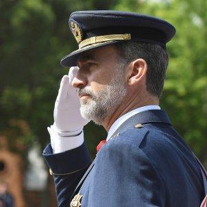 President of a Balearic Islands organisation turns down invite from king Felipe VI